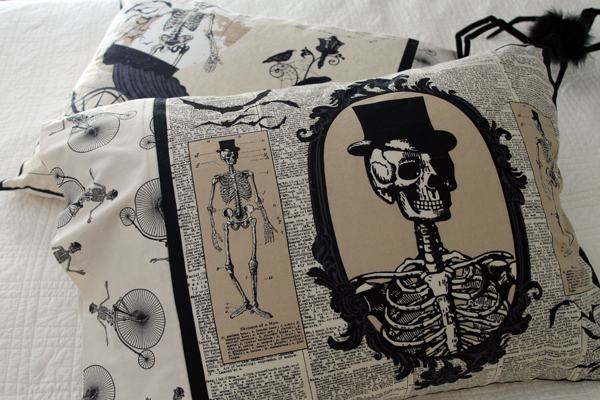 A Pillowcase with Mr. Chillingsworth