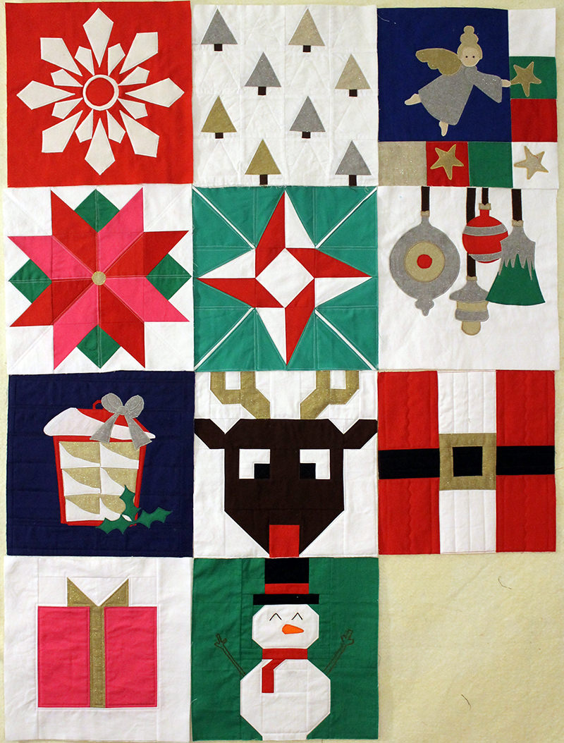 Merry Quilt One