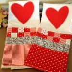 Valentine's Tea Towel — Part 2