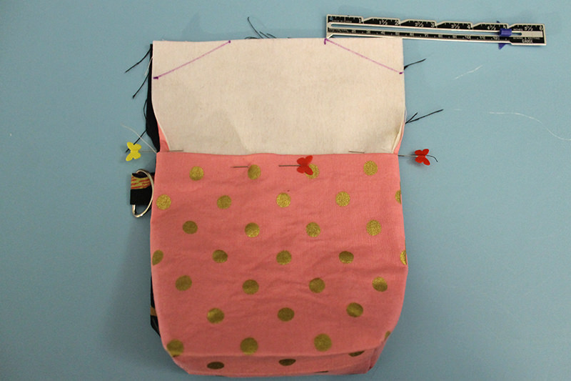 Easy Peasy Pouch -- Upscaled!