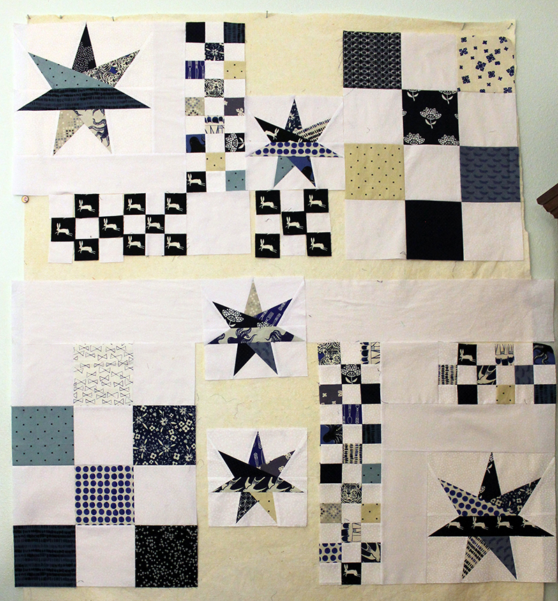 Stars and Patches