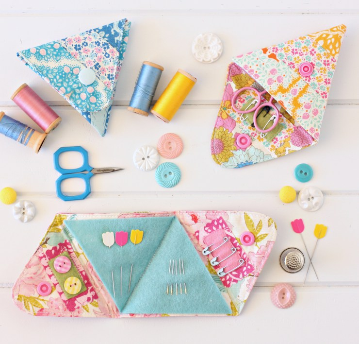 Triangular Coin Purse