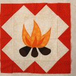 Fall Into a Quilt-A-Long Block 3