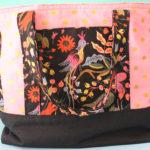 Hand Stitchery Bag
