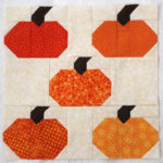 Fall Into a Quilt-A-Long Block 7