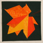 Fall Into a Quilt-A-Long Block 8