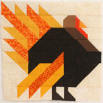 Fall Into a Quilt-A-Long Block 9